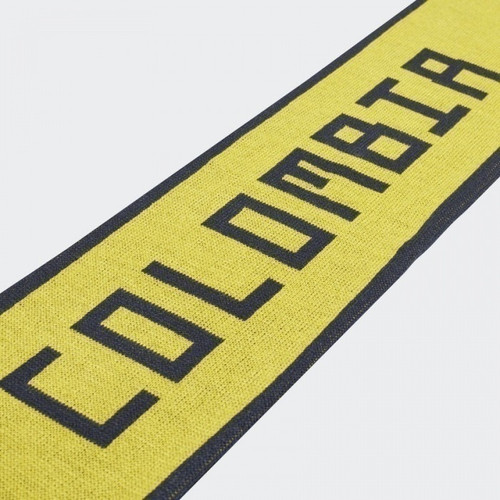 Adidas Colombia 2018 Home Scarf - Yellow/Navy (6318)
