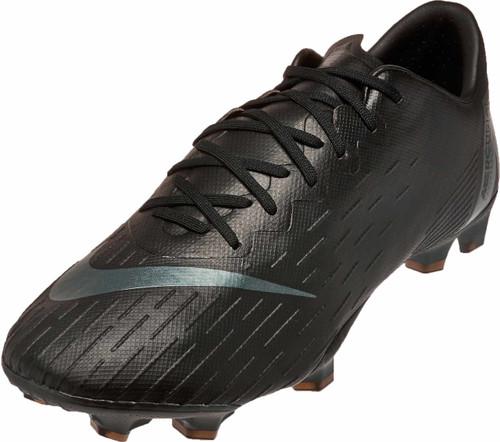 Nike Vapor 12 Pro FG - Black/Black (10518)