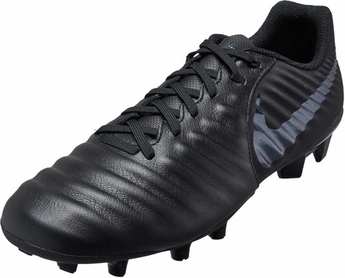 Nike Legend 7 Academy FG - Black/Black RC (10518)