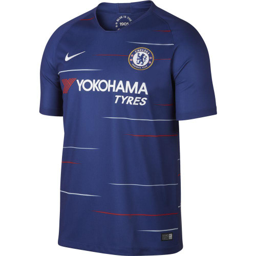 Nike Chelsea 18/19 Home Jersey - Rush Blue/White (72518)