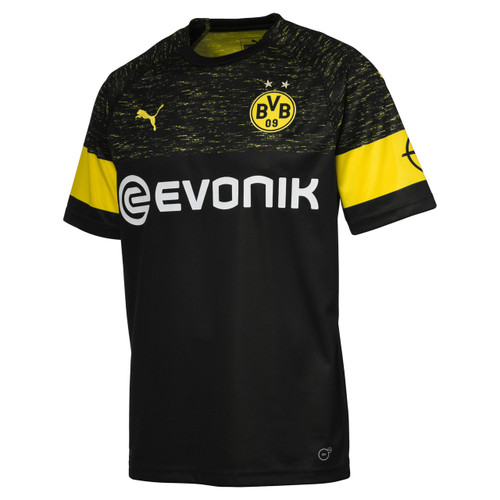 Puma Borussia Dortmund 18/19 Away Jersey (72518)