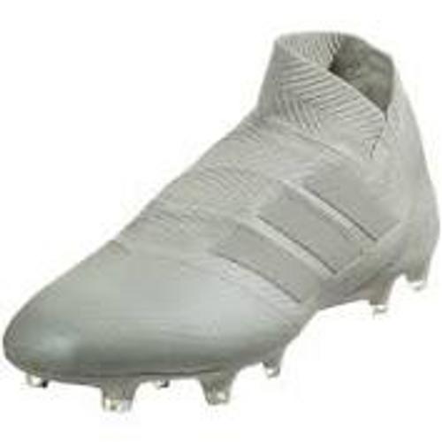 Adidas Nemeziz 18+ FG - Ash Silver/Ash Silver/Running White (110618)