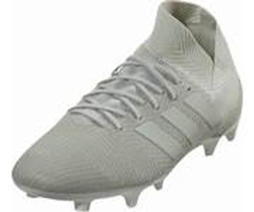 Adidas Nemeziz 18.3 FG - Ash White/Ash White/ Running White (110618) RC