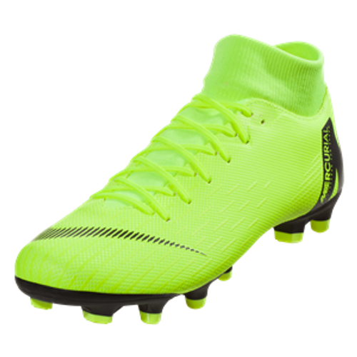 Nike Superfly 6 Academy FG/MG - Volt/Black (11108)