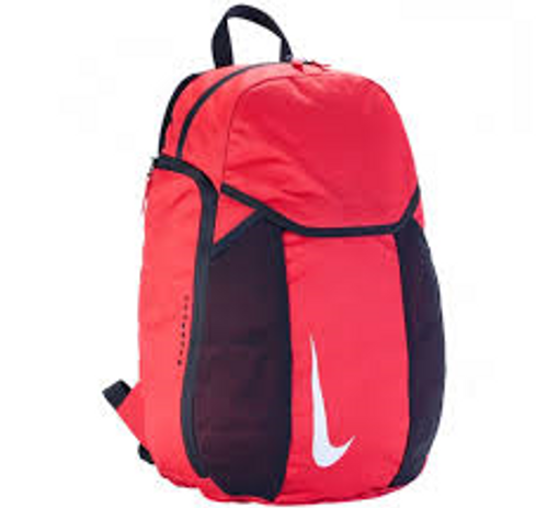 c46b983f52a16 ... Nike Academy Team Soccer Backpack - Red Black (101618). Add to Cart