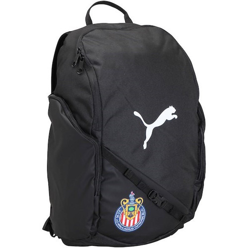 Puma Chivas Liga Performance Backpack -Black/White (101718)