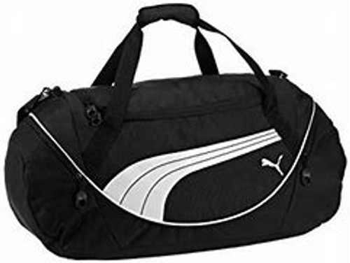 "Puma Formation 24"" Duffle Bag -Black/White RC (101718)"