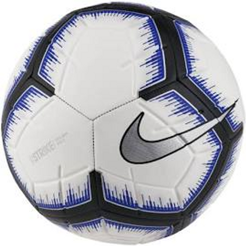 Nike Strike Soccer Ball -White/Blue (102518)