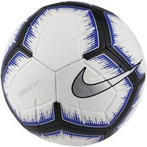 Nike Strike Soccer Ball -White/Blue (102518)