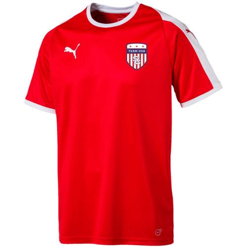 Team USA Away Jersey - Red/White (102718)