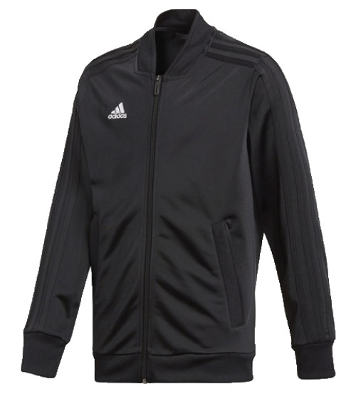 Adidas Youth Condivo 18 Pes Jacket - Black/White (111018)