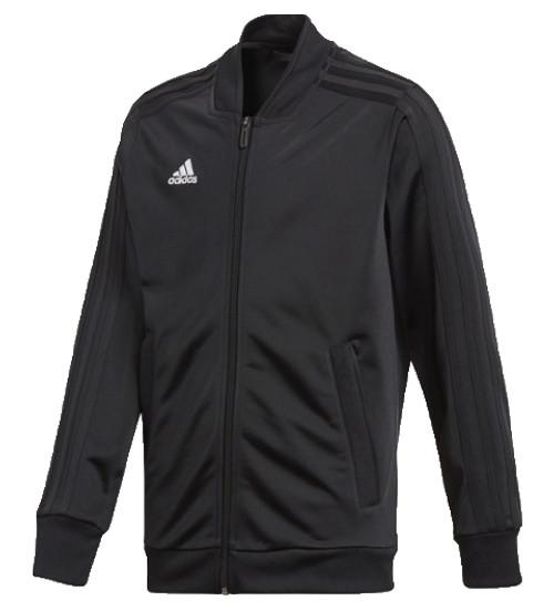 Adidas Youth Condivo 18 Pes Jacket - Black/White (111018)
