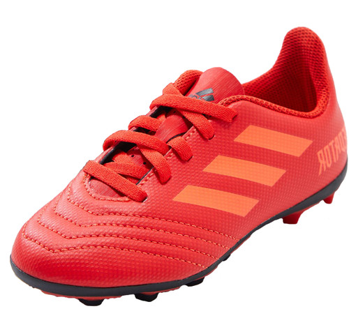 Adidas Predator 19.4 FG Jr - Active Red/Solar Red/Core Black (112818)