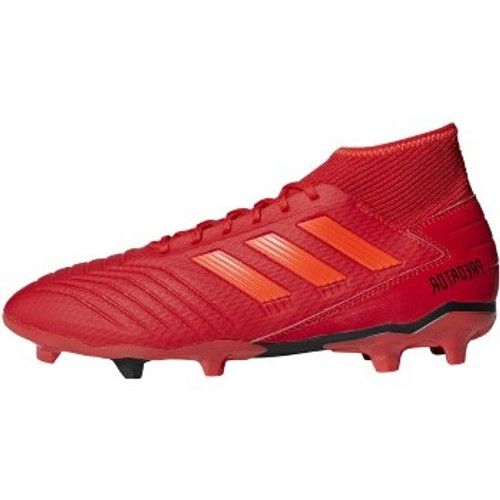 Adidas Predator 19.3 FG ACTRED/SOLRED/CBLACK (112818)