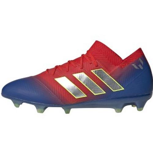 Adidas Nemeziz Messi 18.1 FG ACTRED/SILVMT/FOOBLU (113018)