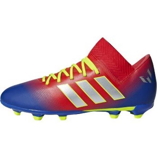 Adidas Nemeziz Messi FG Junior ACTRED/SILVMT/FOOBLU (113018)