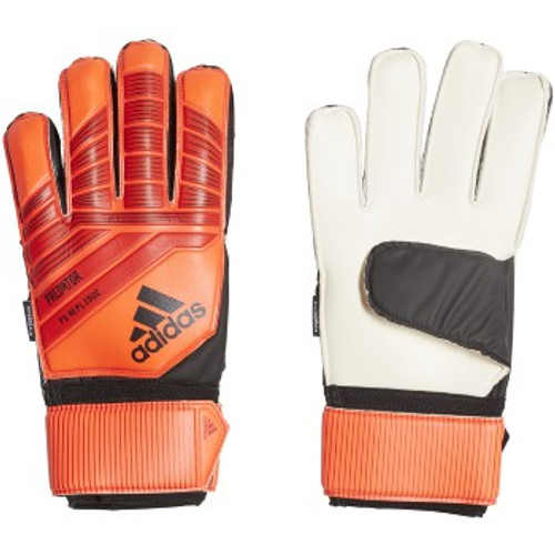 Adidas Predator Top Training FS GK Gloves - Active Red/Black/Solar Red (122218)