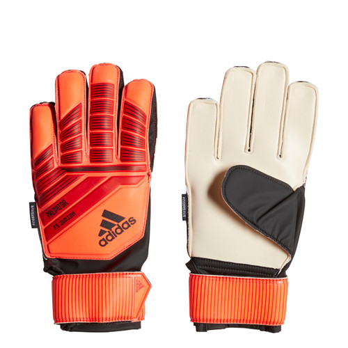 Adidas Predator Top Training Junior GK Gloves - Active Red/Solar Red/Black  (122818)