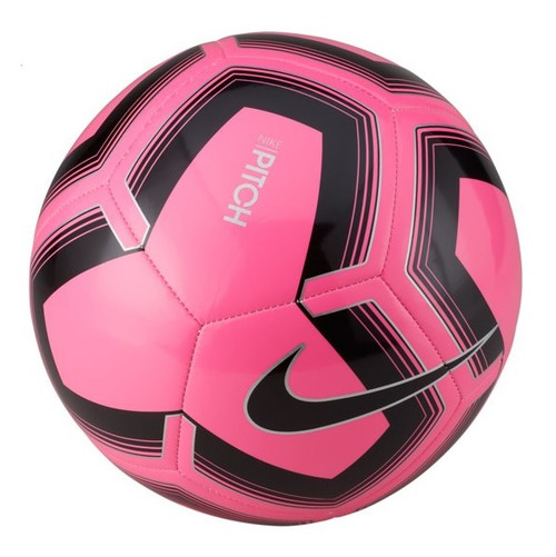 Nike Pitch Training Soccer Ball - Pink Blast/Black (10719)
