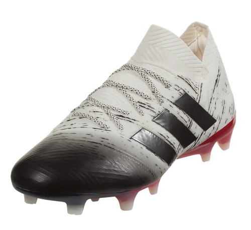 Adidas Nemeziz 18.1 - Off White/Core Black/Active Red (012419)