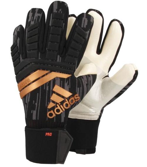 Adidas Predator Pro FS - Black/Solar Red/Copper Gold (012919)