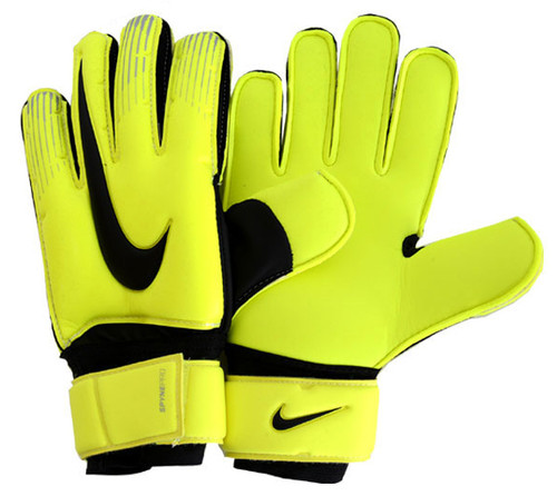 Nike Spyne Pro GK Gloves - Volt/Black (012919)