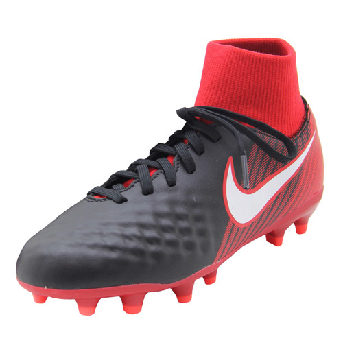 Nike Magista Onda II DF FG - Black/White/UniversityRed (020419)