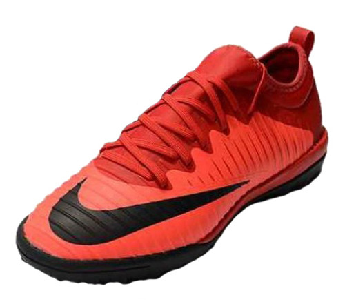 Nike MercurialX Finale II TF - University Red/Black (021219)