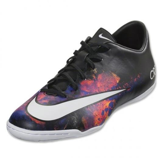 uk availability 41153 c0e24 Nike Mercurial Victory V CR IC - Black White Total Crimson Vivid Purple