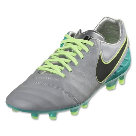 huge discount d21fa 468f8 Nike Tiempo Legacy II FG - Wolf Grey Clear Jade Black Volt RC (06419)