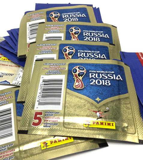 484cbcb7c Fifa World Cup 2018 Russia Official Sticker Album Stickers
