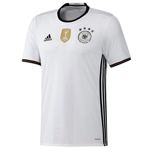 f57752e92 Adidas Germany 2018 Home Scarf - White Black (52818) - ohp soccer