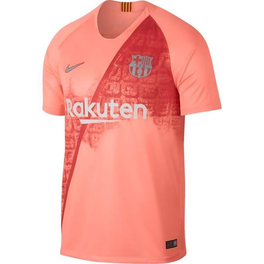 Nike F.C. Barcelona 18 19 Home Jersey Jr - Deep Royal Blue ... c49525b24