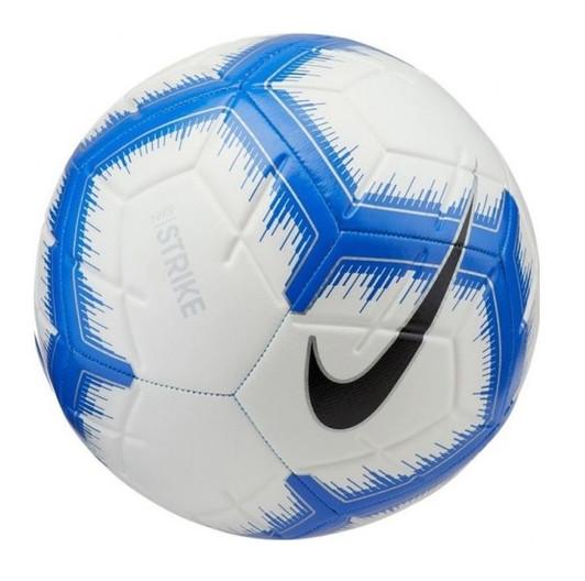 b58e7c0e239 Nike Strike Soccer Ball - White Racer Blue Black (051619)