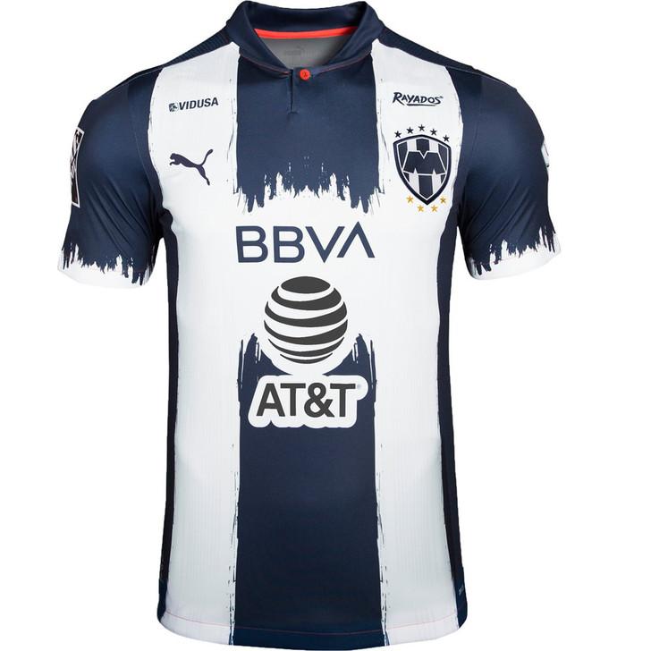 Puma Men's C.F. Monterrey Home 20/21 Jersey- 763079-01