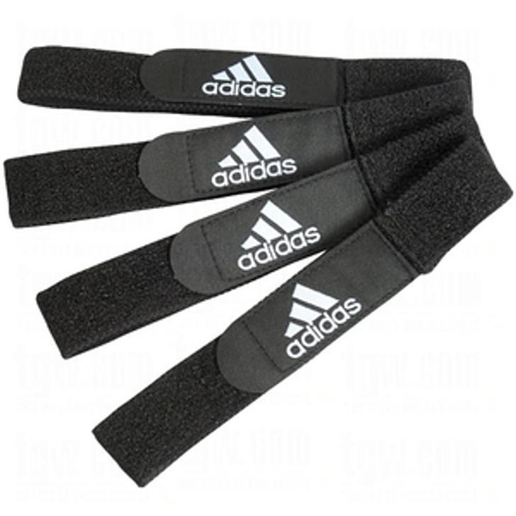 Adidas Shin Guard Straps - Black (120519)
