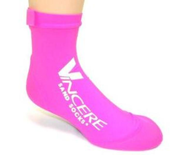 Vincere Sand Sock - Pink (080819)