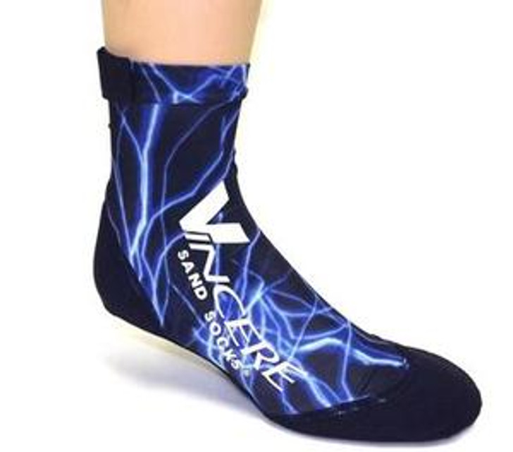 Vincere Sand Sock - Blue Lightning (080819)