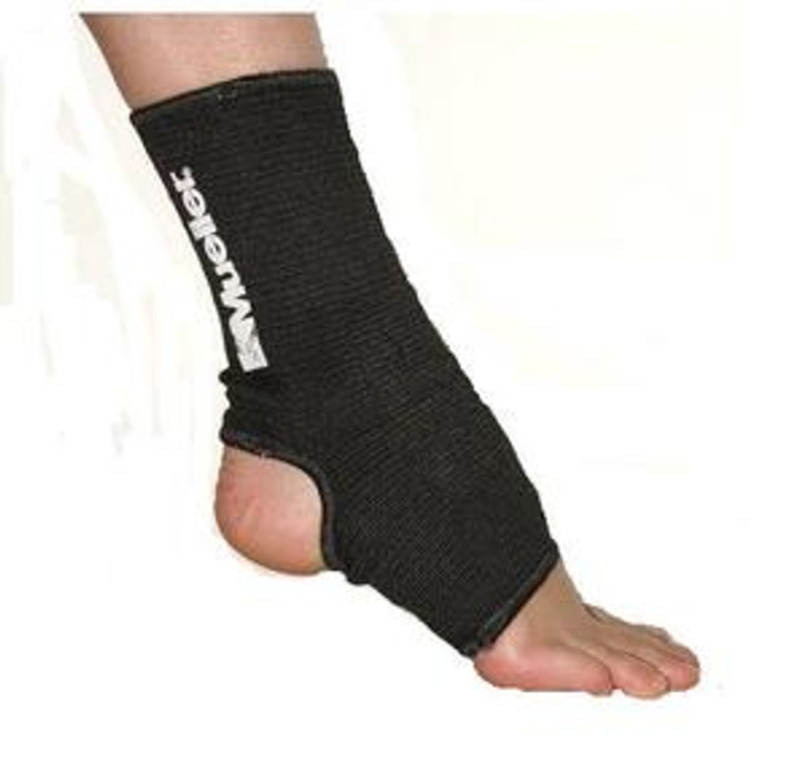Mueller Elastic Ankle Support - Black