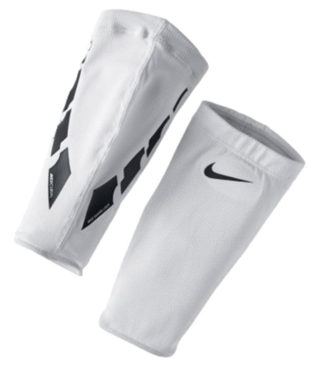 Nike Guard Lock Elite Sleeve - White