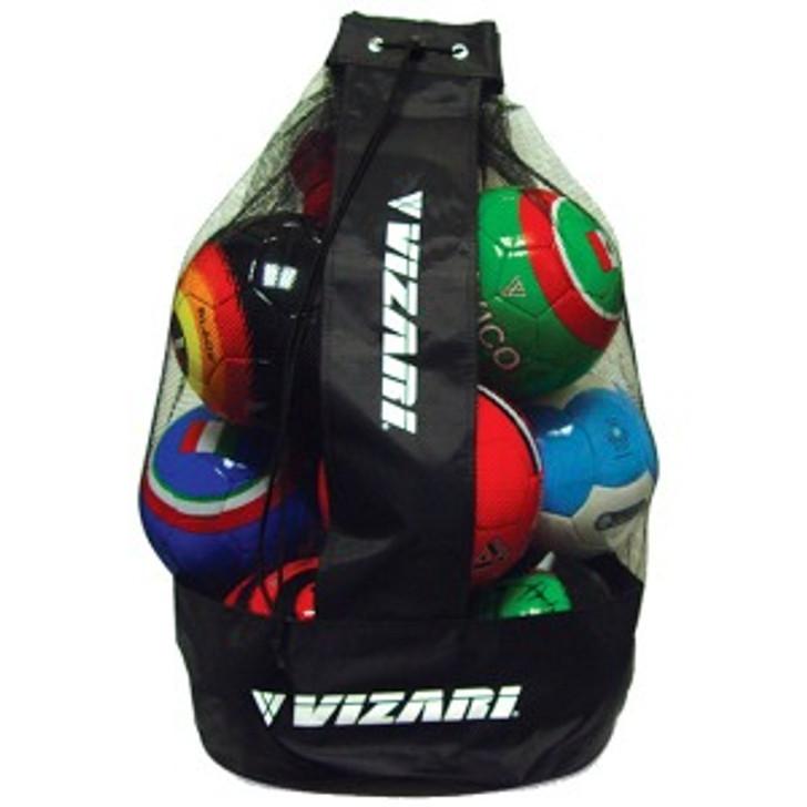 Vizari Ball Bag - Black (062521)
