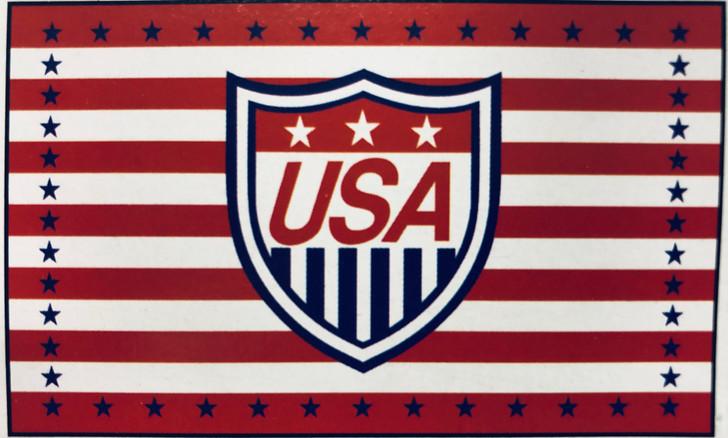 USA Fan Flag (121519)