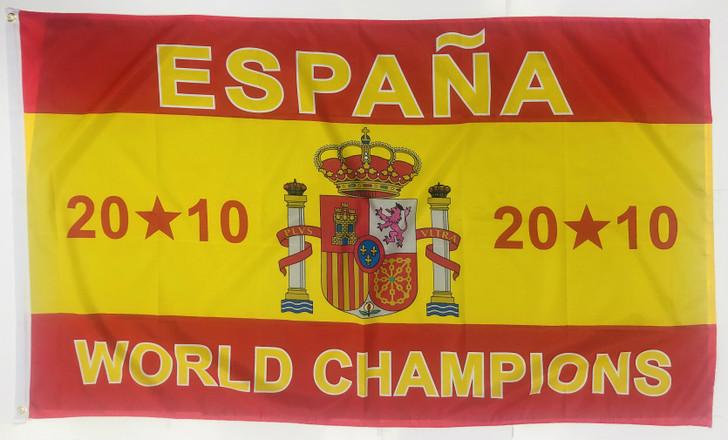 Spain Fan Flag (121519)
