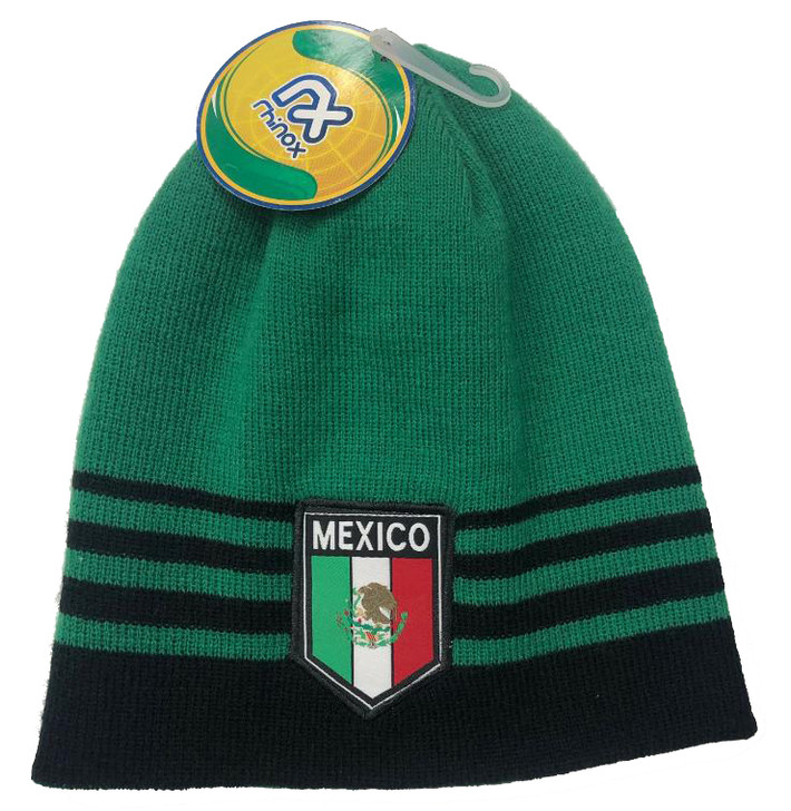 Mexico Beanie - Green (52818) SD