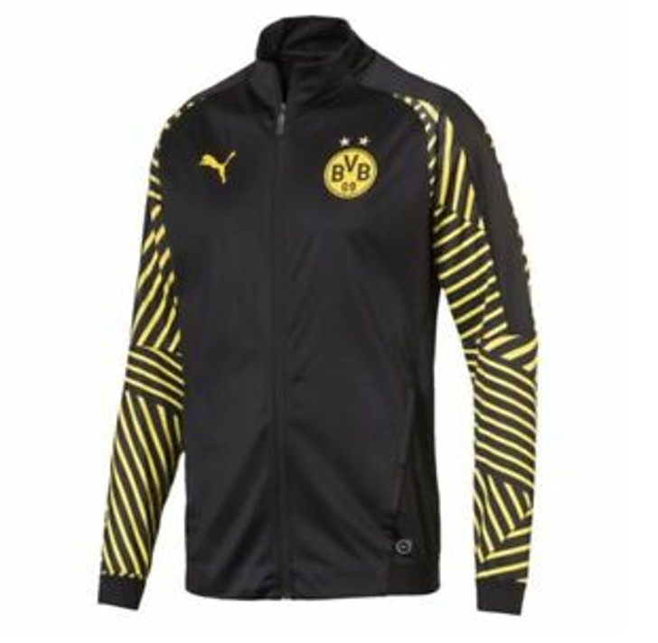 Puma Borussia Dortmund BVB - Black/Yellow RC(121220)