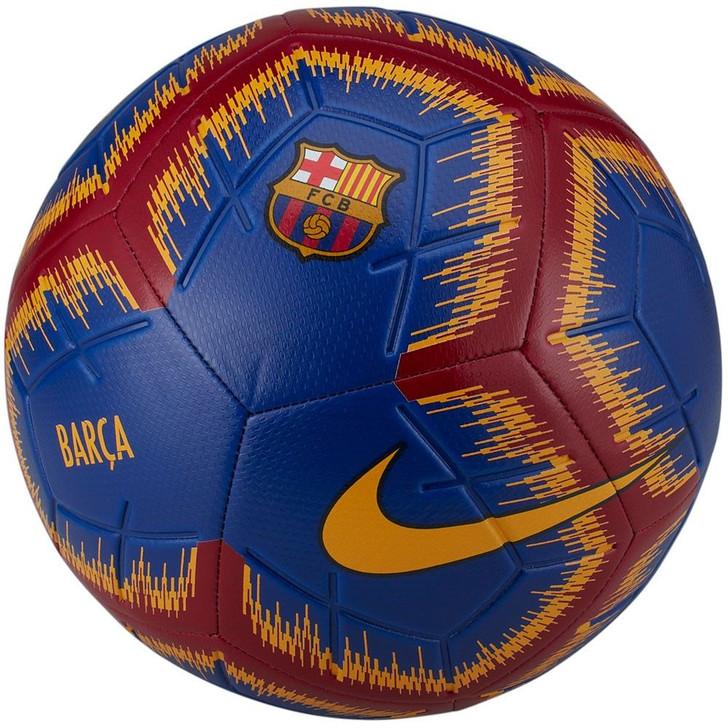 Nike FC Barcelona Strike Ball - Deep Royal/University Gold SD (010520)
