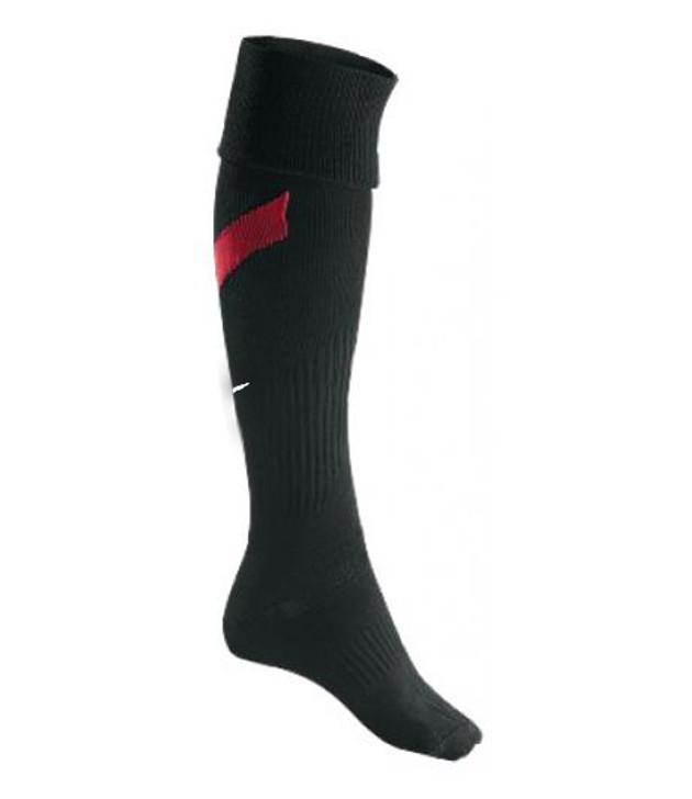 Nike Manchester United Home Sock - Black/Red