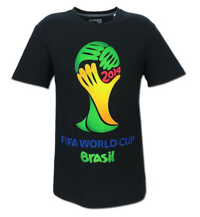 adidas FIFA World Cup 2014 Tee - Black (121219)