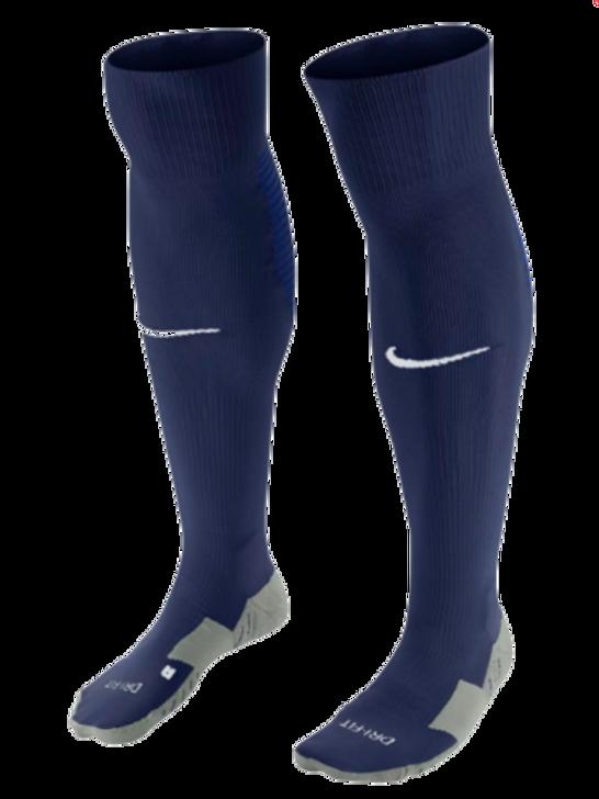 Nike FC Barcelona Stadium OTC Sock - Midnight Navy/Game Royal/White