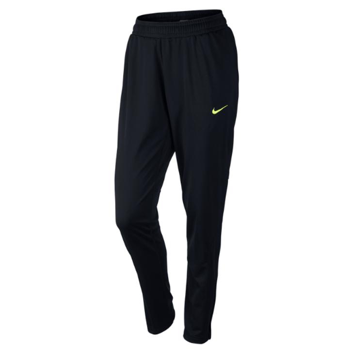 Nike WMNS Soccer Knit Pant - Black/Volt (122619)